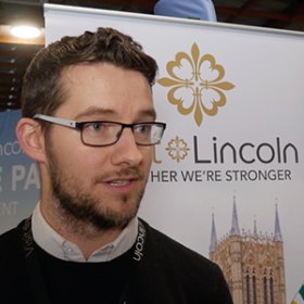 Joel Murray, Marketing Manager for Visit Lincoln